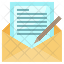 Edit Mail Icon
