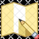 Edit Map Icon