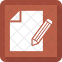 Edit notes Icon