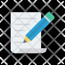 Edit notes Icon