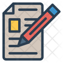 Create Edit Notes Icon
