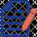 Edit Page Icon