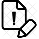 Edit Paper Icon