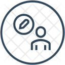 Seo User Edit Icon