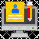 Edit Profile Icon