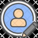 Edit Profile Personalization Icon