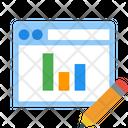 Edit Report Web Icon