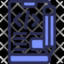 Edit Script Icon