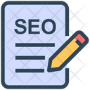 Edit Seo File Icon