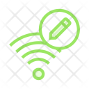 Rss Signal Edit Icon