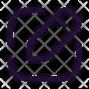 Edit Square Icon