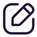 Edit Square Edit Pencil Icon