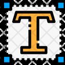 Edit Text Text Write Icon