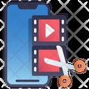 Edit Video Icon