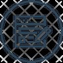 Edit Website Icon