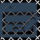 Seo Website Edit Icon