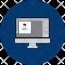 Editing Computer Icon
