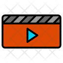 Editor Video Production Icon