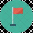 Editor Flag Marker Icon