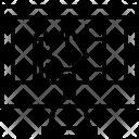 Computer Graphic Editor Icon