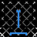 Graphic Design Editor Icon