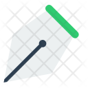 Editor Pen Caligraphy Icon