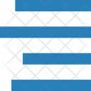 Editor Text Align Icon