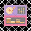 Edm Music Icon