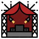 Edm Stage Icon