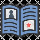 Educate Book Magazine Icon