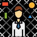 Educated Employee Icon