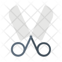 Education Scissor Art Icon