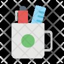Education Case Mug Icon