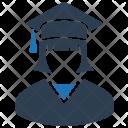Education Graduation Mortar Icon