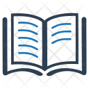 Education Learning Library Icon