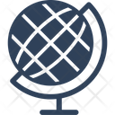 Education Geography Globe Icon