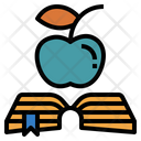 Education Book Learning Icon