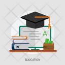 Education Knowledge Study Icon