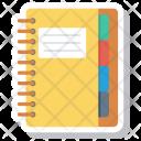 Education Reading Addressbook Icon