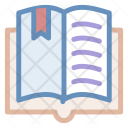 Education Book Top Icon
