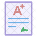 Education Result Test Icon