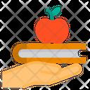 Education Apple Book Icon