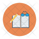 Education Book Notebook Icon
