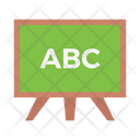 Education Abc School Icon
