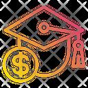 Education Money Money Investment Icon