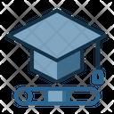 Education Graduation Study Icon
