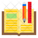 Education Learning Ebook Icon