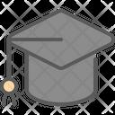 Graduation Graduate Education Icon