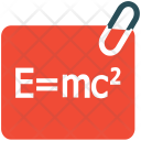 Education Chemistry Formula Icon