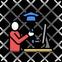 Education Flight Simulator Icon